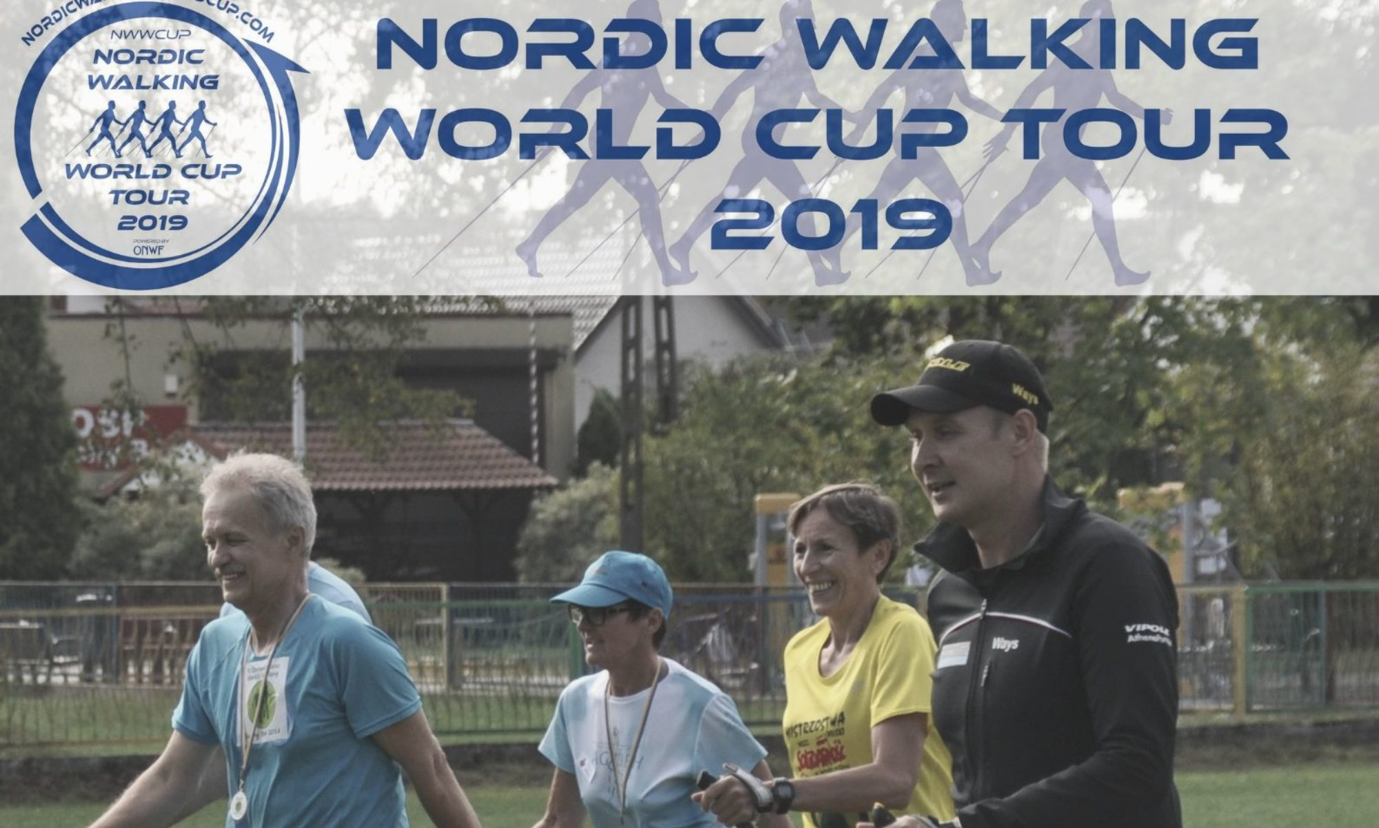 Nordic Walking Suchy Bór